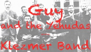 Guy and the Yehudas Logo